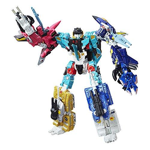 Hasbro Transformers Generations Combiner Wars 2016 Liokaiser Platinum Edition Action Figure