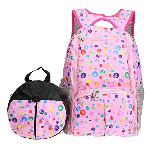 Price comparison product image Amazingdeal Mom Backpack + Child Anti-Lost Package Multi-Functional Mommy Backpack Baby Bag Large Storage Bag Travel