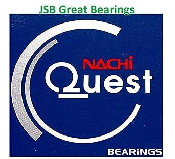6204 ZZe c3 NACHI Ball Bearing