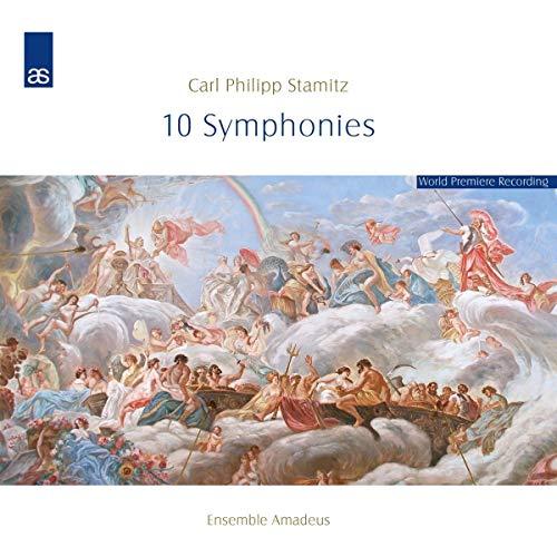 Stamitz: 10 Symphonies