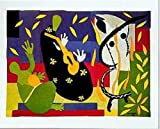 Sorrows of the King (La Tristesse Du Roi) by Henri Matisse 39.5x27.5 Museum Art Print Poster