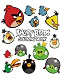 Angry Birds Coloring Book: Coloring Book for Kids and Adults with Fun, Easy, and Relaxing Coloring Pages (Coloring Books for Adults and Kids 2-4 4-8 8-12+)