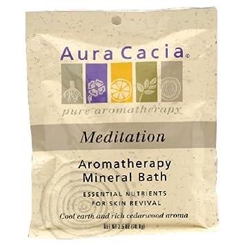 AURA CACIA, Mineral Bath Meditation - 2 5 oz