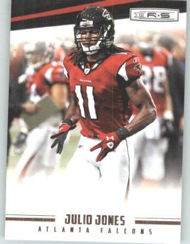 2012 Panini Rookies and Stars Football Card #9 Julio Jones - Atlanta Falcons (NFL Trading Card)