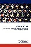 Matrix Tablet, Shrivastava Nikhil, 3844317481