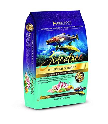 Zignature Whitefish Formula Dog Food, 27 lb.