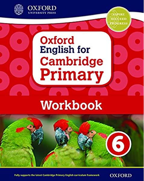 Amazon.com: Oxford English for Cambridge Primary Student ...