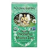 Earth Mama Angel Baby Organic Peaceful Mama Tea, 16 Teabags/Box (Pack Of 3)