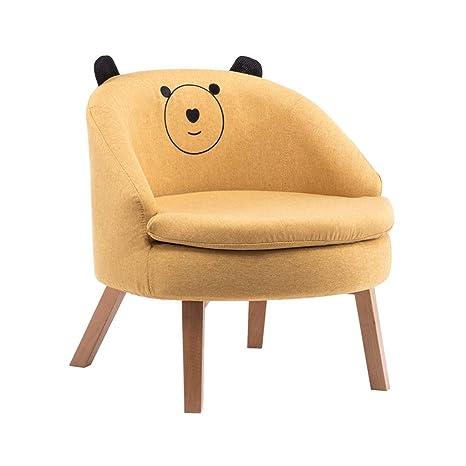 Amazon.com: YONGJUN - Sofá infantil con dibujos animados ...