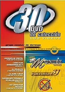 Grupo Montez De Durango/Patrulla 81: 30 DVD De Coleccion