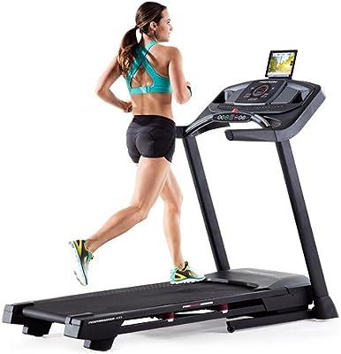 Proform Performance 400i cinta de correr Speed Runner estática 2,5 ...