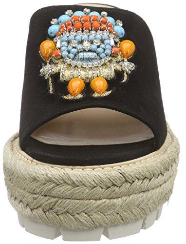 N°21 8787 - Sandalias de tacón Mujer Negro