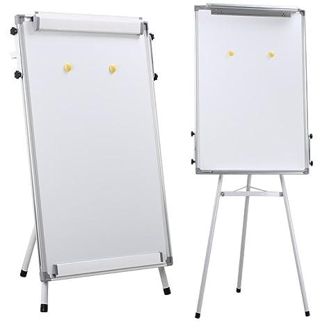 amazon com go2buy telescopic tripod presentation whiteboard easel