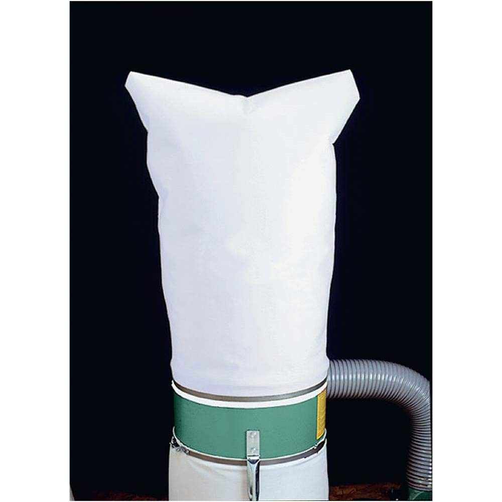 Grizzly Industrial G5556-2.5 Micron Dust Bag - Large for G1028, G1029 & G1030 Series by Grizzly Industrial