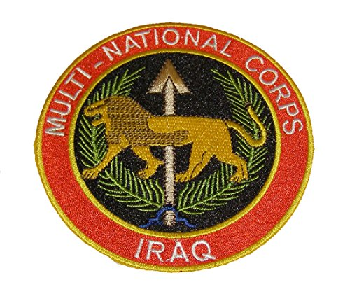 Multi-National Corps Iraq MNCI Patch OIF - Veteran Owned Business