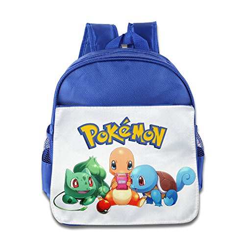 Charmander Costume Baby (Bulbasaur & Charmander & Squirtle Backpack / Baby Boys Girls School Backpack)