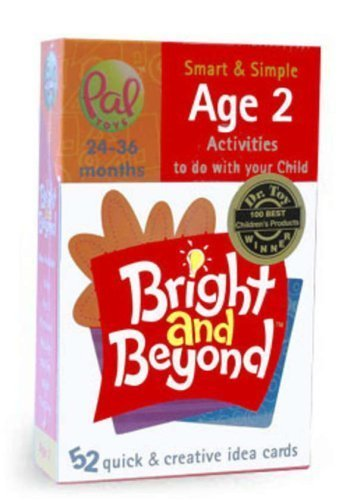 UPC 832946002028, Bright & Beyond Age 2 Activity Cards