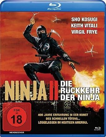 Amazon.com: Revenge of the Ninja [Blu-Ray] [1983] - (1983 ...
