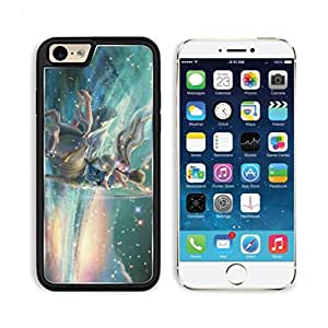 Sagittarius Half Man Horse Fantasy Zodiac Constellation Signs Punktail's Collections iPhone 6 Cover Premium Aluminium Design TPU Case Open Ports Customized Made to Order by lolosakes