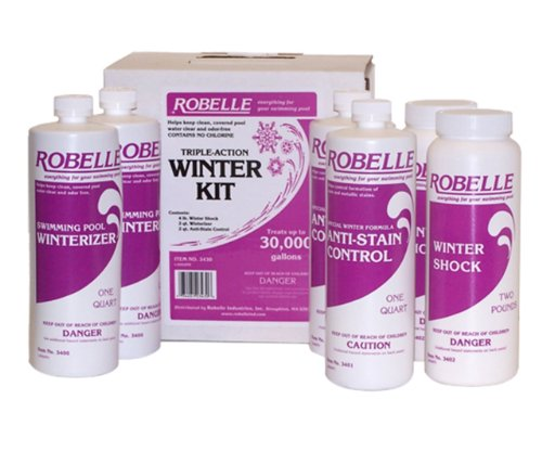 Robelle 3430 Triple Action Swimming 30000 Gallon product image