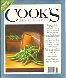 cook 39 s illustrated america 39 s best test kitchen june 2008