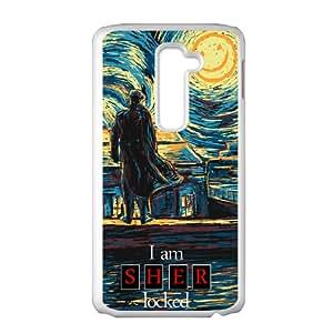 Starry Fall (Sherlock) Cell Phone Case for LG G2