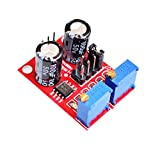 D DOLITY NE555 Frequency Duty Cycle Adjustable Module, Drive Stepper Motor for Generating Square Wave Signal