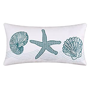 513v2FIBuiL._SS300_ 100+ Coastal Throw Pillows & Beach Throw Pillows