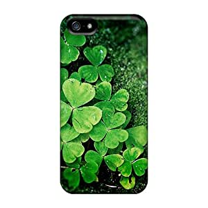 New Arrival Case Specially Design For Iphone 5/5s (shamrock Tree)