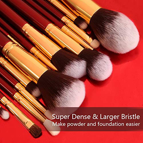DUcare-Makeup-Brushes-27Pcs-Professional-Makeup-Brush-Set-Premium-Synthetic-Goat-Pony-Hair-Kabuki-Foundation-Blending-Brush-Face-Powder-Blush-Concealers-Eye-Shadows-Make-Up-Brushes-Kit