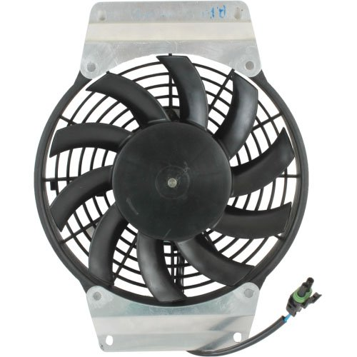 Db Electrical Rfm0025 Radiator Fan Motor Assembly For Can-Am 400 500 650 800R 500Xt 650 800 Outlander,500 800 800R Renegade 2009 2010 2011 09 10 11 (Outlander 400 Radiator compare prices)