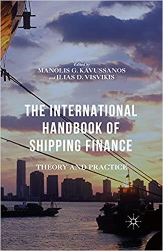 "Картинки по запросу ""The International Handbook of Shipping Finance"""