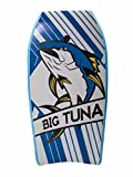 Body Glove 15592 Big Tuna Body Board, White/Navy, 45''