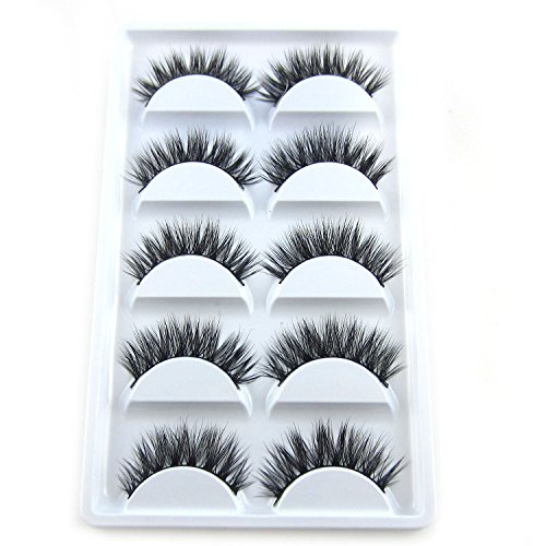 5-PairsBox-3D-Real-Mink-False-Eyelashes-LASGOOS-100-Siberian-Mink-Fur-Luxurious-Wispy-Natural-Cross-Thick-Long-Fake-Eye-Lashes-K01