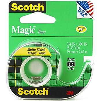 """Scotch 3105 3/4"""" x 300"""" Scotch® Magic™ Tape 3 Pack"""