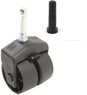 Bed Frame Replacement Wheel/Caster Roller with Lock/Brake u0026 Socket Sleeve  sc 1 st  Amazon.com & Amazon.com: Leggett u0026 Platt Replacement Wheels / Casters with Socket ...