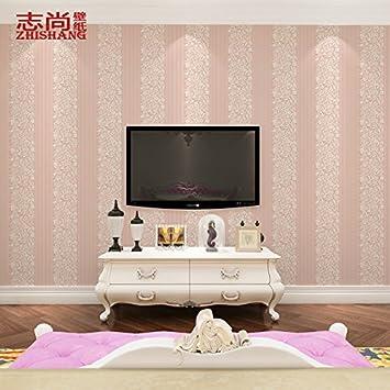 Jedfild Gestreifte Tapete Vlies Eco Style Wallpaper Moderne Mobel