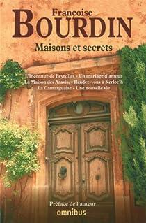 Maisons et secrets par Bourdin