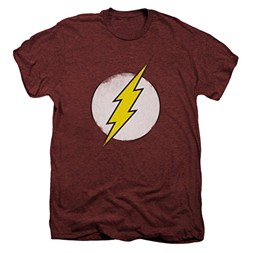 Flash T-shirt Premium Brick Heather