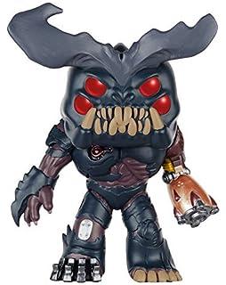 Funko POP Games: Doom - Cyberdemon Action Figure, 6