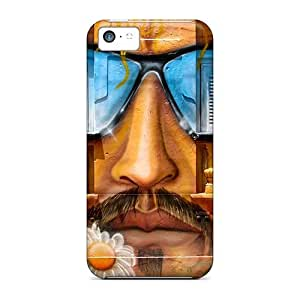 New Hdb5672NMbj Painted Face Covers Cases For Iphone 5c