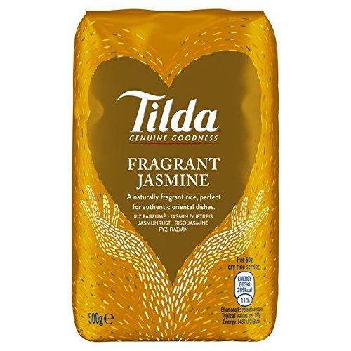 Tilda Fragrant Jasmine Rice - 500g (1.1lbs)