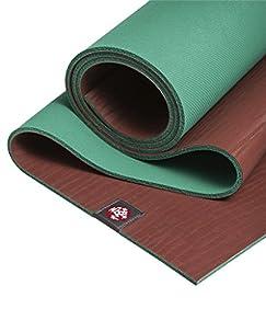 Manduka Unisex eKO 5mm Yoga Mat, Brick, 71
