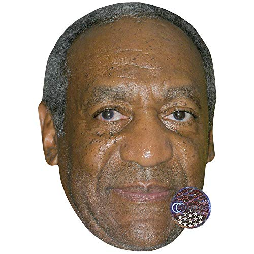 Bill Cosby Halloween Mask (Celebrity Cutouts Bill Cosby Big Head. Larger Than Life)