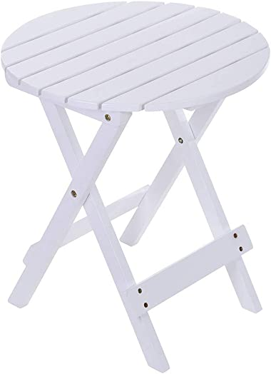 Adirondack Folding Side Table