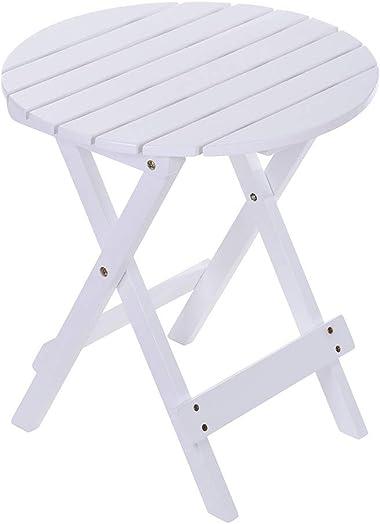 Adirondack Folding Side Table