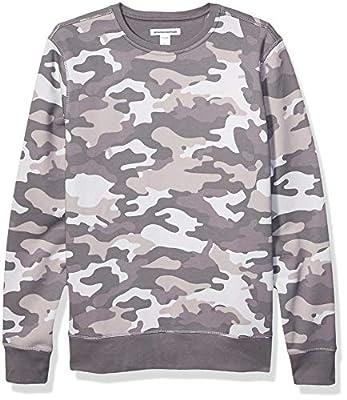 Amazon Essentials Men's Crewneck Fleece Sweatshirt