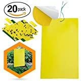 All Insect Trap - Yellow Double Sided Adhesive...