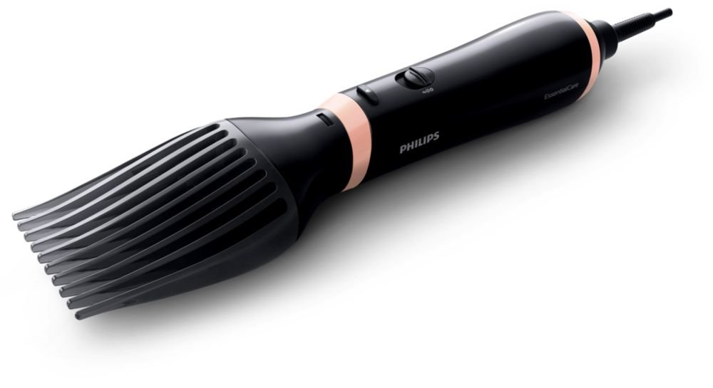 Philips HP8672/00 Air Styler (Black/Pink) product image