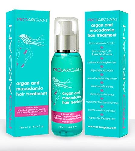 Natural World Moroccan Argan Oil Hair Treatment Review